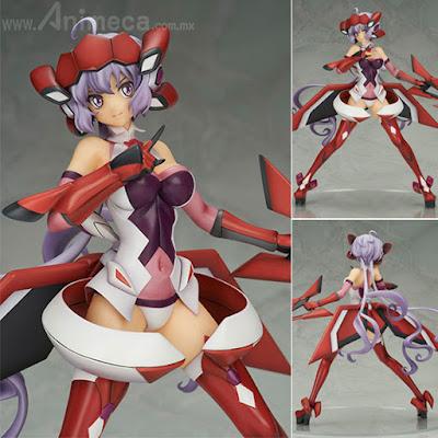 Figura Chris Yukine Ichii-Bal Ver. Senki Zesshou Symphogear GX
