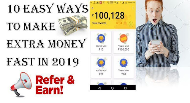 Best Refer And Earn Apps To Earn Money in India in Hindi
