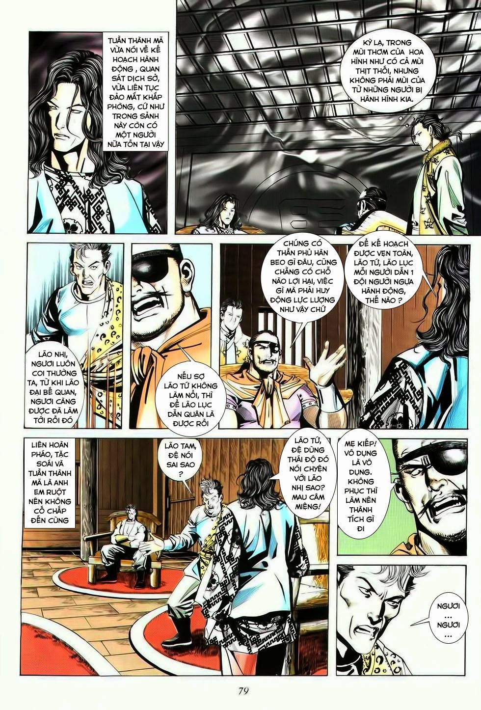 Bá Đao Chap 10 - Truyen.Chap.VN