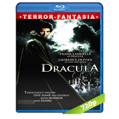 Dracula (1979) BRRip 720p Audio Trial Latino-Castellano-Ingles 2.0