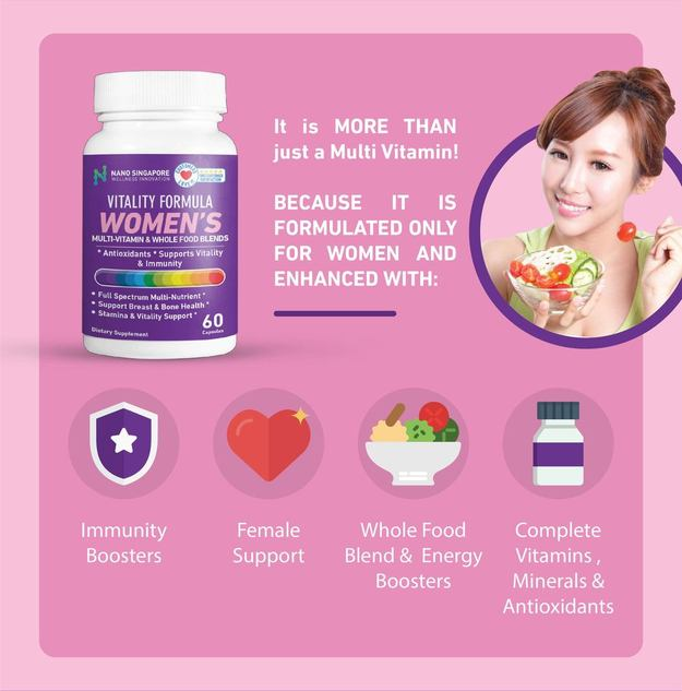 what is a good women's multivitamin