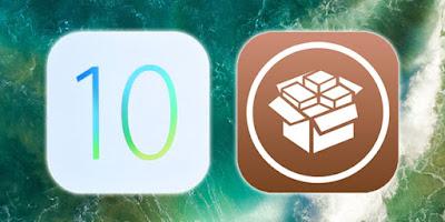 كيفية جيلبريك iOS 10 لل iPhone و iPad