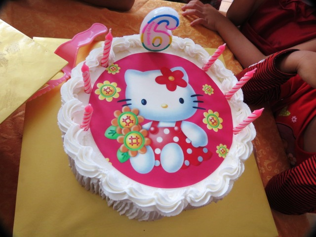 Fadeliciouscakes Children S Birthday Cake With Edible Image