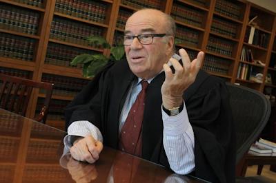 Judge Frederic Block