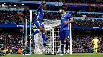 Chelsea x Manchester City ao vivo online 05/04/2017