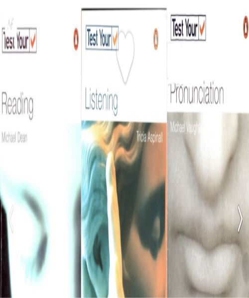 Penguin Books: Test Your Reading, Listening, and Pronunciation
