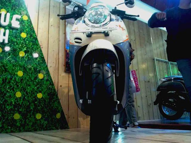 All New Honda Scoopy, Skutik Retro Modern Dengan Segudang Fitur Baru