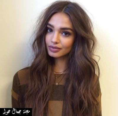 بالصور احدث صبغات الشعر للبشره السمراء Ellearabia