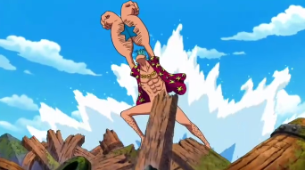 One Piece Episódio 322
