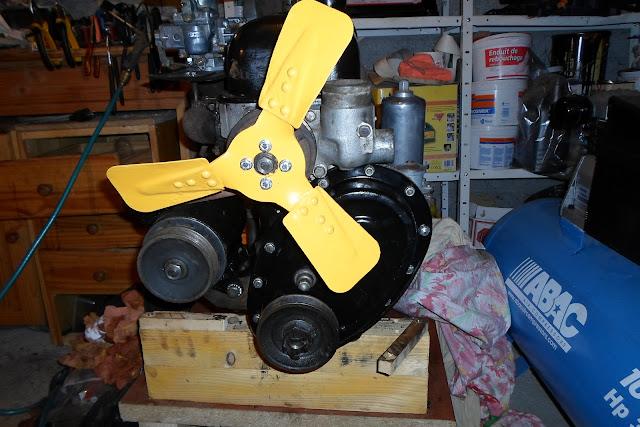 moteur 203 peugeot