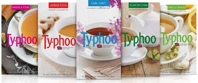 Typhoo Tea: Your perfect travel companion