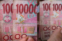 Gambar Palu dan Arit di Uang Seratus Ribu Rupiah Hoax Berikut Penjelasan Bank Indonesia