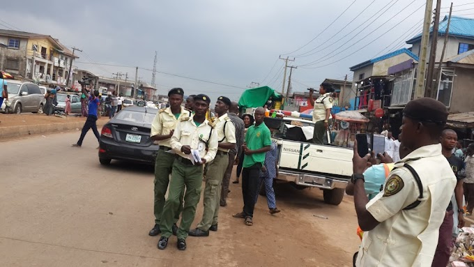 Ogun traffic agency apprehends 12,800 offenders and generates N44.8m In eight months