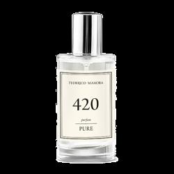 FM 420 PURE perfume feminino