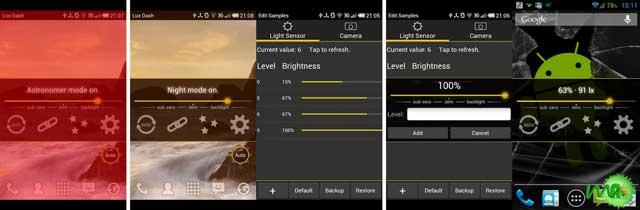 Lux Auto Brightness 1.65 APK screenshot