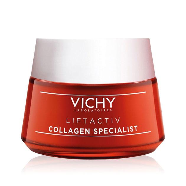clicca qui per ottenere un campioncino di Vichy LIFTACTIV Collagen Specialist