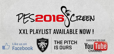 Pes 2016 XXL Playlist ( 30 songs ) by Pes2016Screen