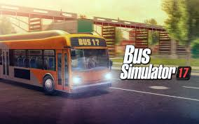 Game Simulasi Bus Android - bus simulator 17