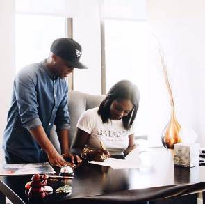It's official! Tiwa Savage signs with Jay Z's Roc Nation