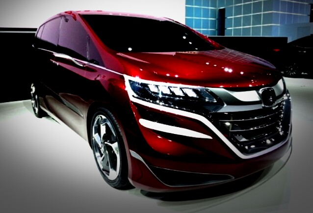 Harga Honda Odyssey 2016 - Otomotif Cadernos