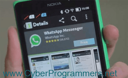 WhatsApp for Nokia X family