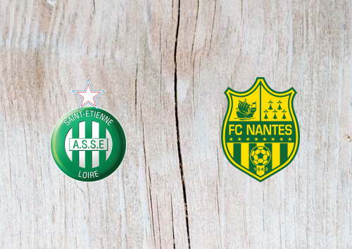 Saint-Etienne vs Nantes - Highlights 30 Nov 2018