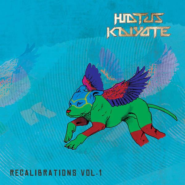 Hiatus Kaiyote - Recalibrations, Vol. 1 - EP Cover