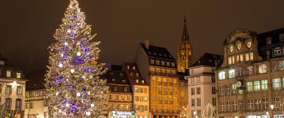 voyages de Noël