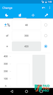 Percentage Calculator Unlocked APK