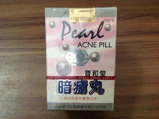 Pearl Acne Pill