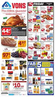 ⭐ Vons Ad 11/13/19 ⭐ Vons Weekly Ad November 13 2019