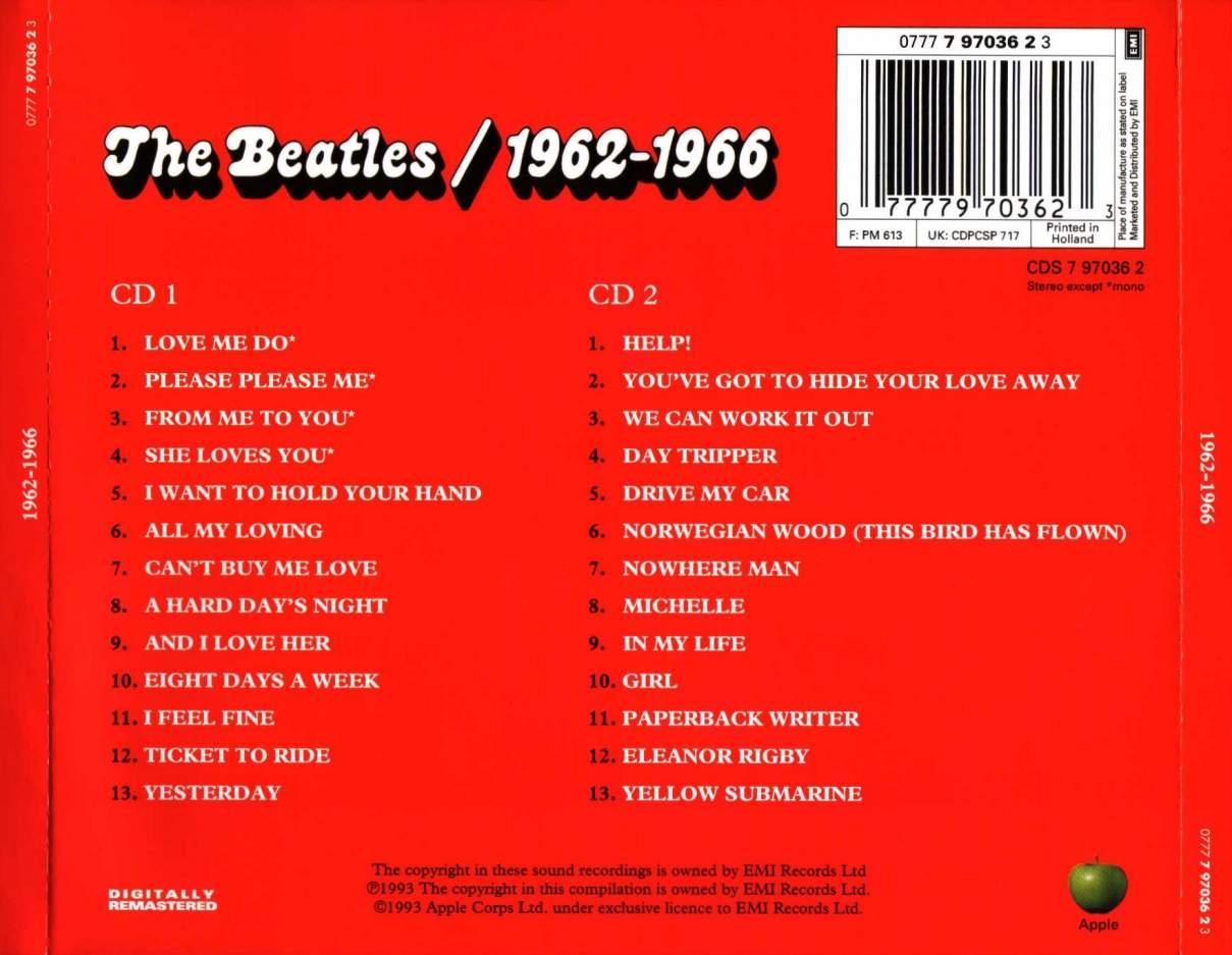 Super Megadiscografia Quot The Beatles Quot Por Mega 1973 The