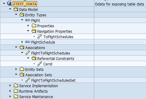 how to implement $expand query(GET_EXPANDED_ENTITY method