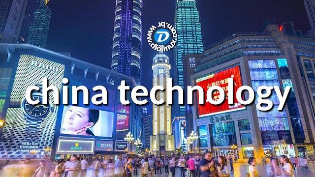 Tecnologia Chinesa