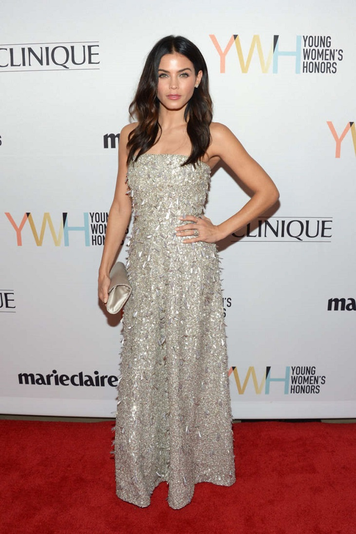 Jenna Dewan Tatum: 1st Annual Marie Claire Young Womens Honors