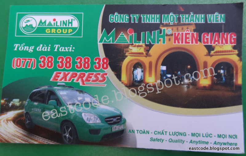 Green Taxi Number