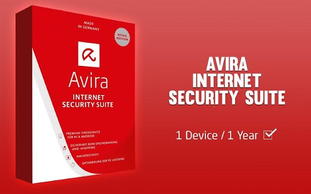 تحميل برنامج الحماية Avira Antivirus Pro 2018 الاصدار الاخير