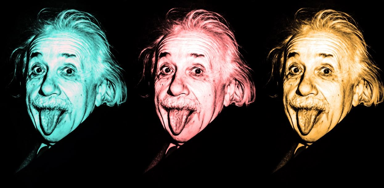 Was Einstein a deeply religious person?