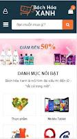 Blogspot bán hàng đẹp - Bách Hóa Xanh