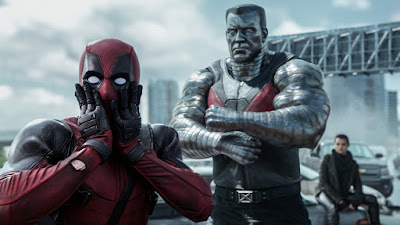 Deadpool, Colossus, and Negasonic Teenage Warhead
