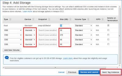 Installing SAP HANA SPS 7 on AWS