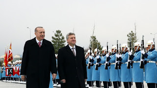 Η γεωπολιτική όρεξη του Ερντογάν άνοιξε