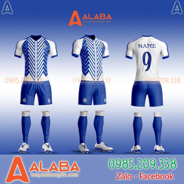 Áo Chelsea tự thiết kế đẹp mã ALB CH04