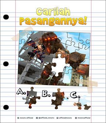 Gambar GamesAnimasi Boboiboy