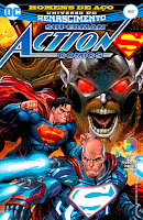 DC Renascimento: Action Comics #969