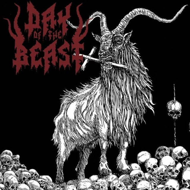 DAY OF THE BEAST OLD SCHOOL BLACK METAL FRANCE