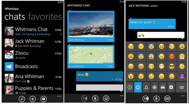 Download WhatsApp 2019 for Windows Phone
