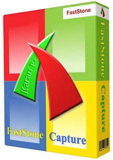 FastStone Capture 8.4 + Keygen Full ၊ 3.01 MB