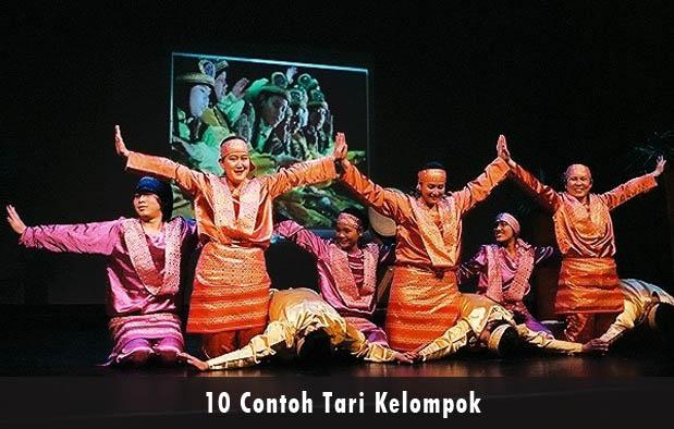 Berdasarkan setting panggung dan jumlah penari nya 10 Contoh Tari Kelompok, Pengertian, dan Penjelasannya