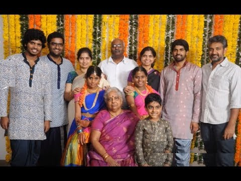 Rajamouli-Daughter-Mayukha-Half-Saree-Function3